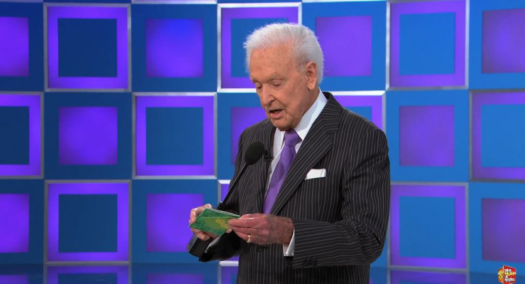 Bob Barker Makes Surprise Return to 'The Price is Right ...